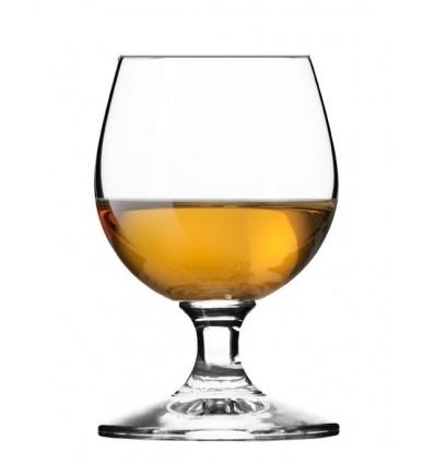 KROSNO GLASS S.A. BALANCE KOMPLET 6 KIELISZKÓW DO KONIAKU 100 ML