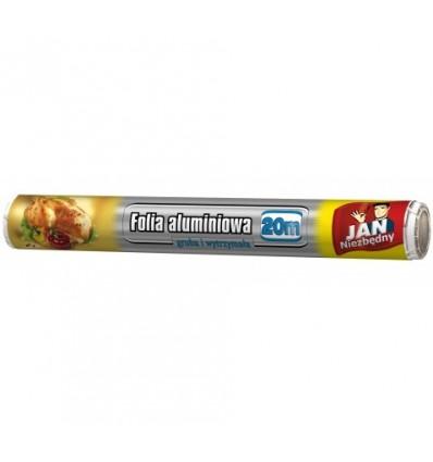 Jan Niezbędny Folia aluminiowa 20 m